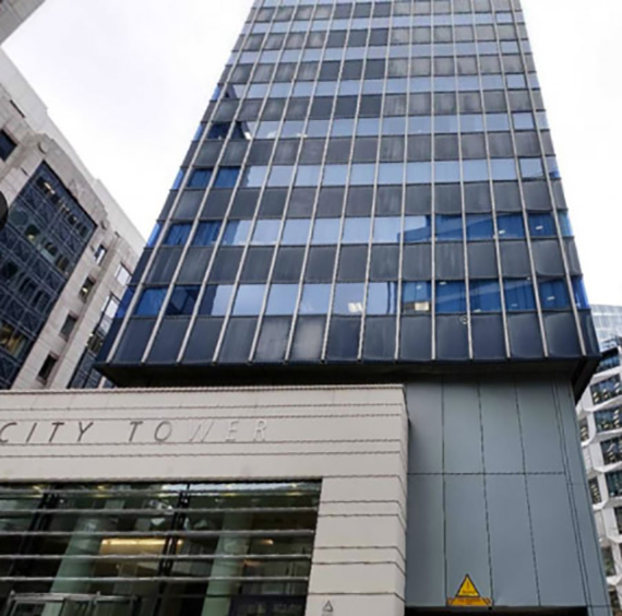 City Tower, 40 Basinghall St London