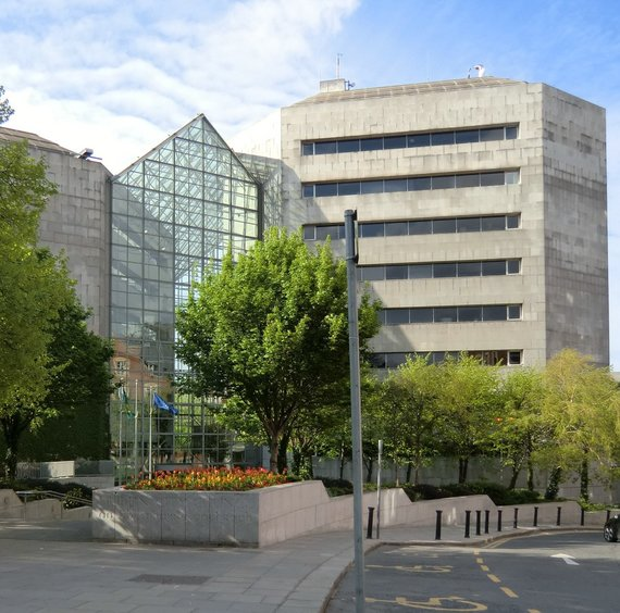 Dublin Civic Offices in Ireland