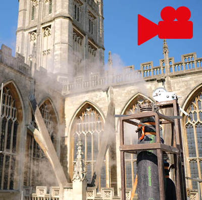 A Ventilation Solution for Bath Abbey – VentilFlex Case Study