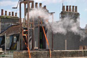 VentilFlex 25 During Steaming