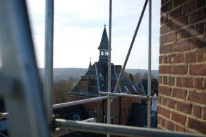 Thomas Moore School Tower
