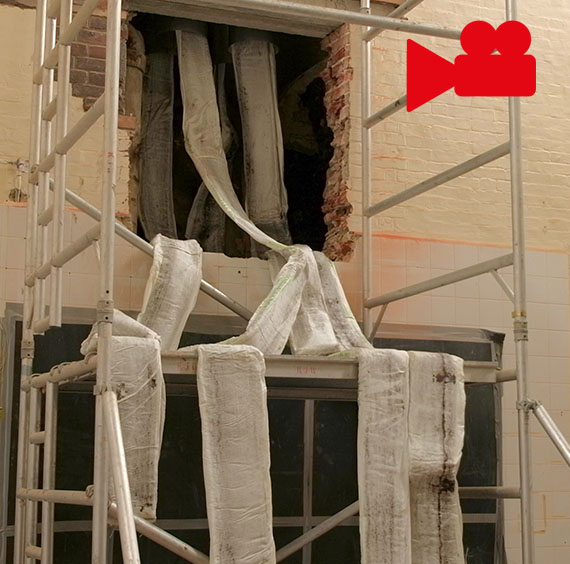 Flexible Ventilation Liners – Kitchen Extraction Duct Repair