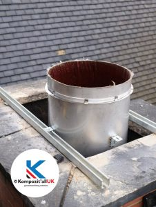 chimney top termination